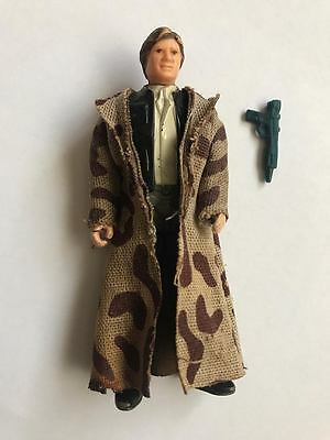Star Wars Vintage Lili Ledy Han Trench Complete Mexico Rare 80s Variant Scarce