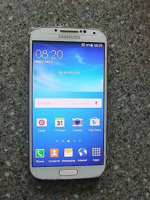 Samsung Galaxy S4 Gt-I9505 White Unlocked Mobile Android Smart Phone
