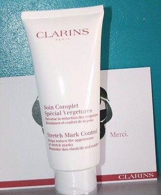 Clarins / Soin Complet Special Vergetures / Anti Vergetures 200Ml Neuf Sous Blis