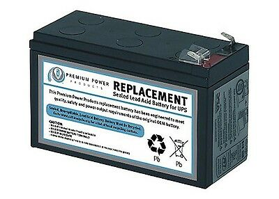 Power Supply Battery APC BE350C BE350G BE350R BE350U eReplacements SLA35-ER 12V