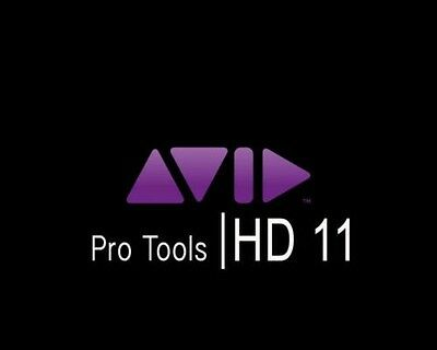 Avid Pro Tools 11, HD11, 10. and HD10 Software License Bundle