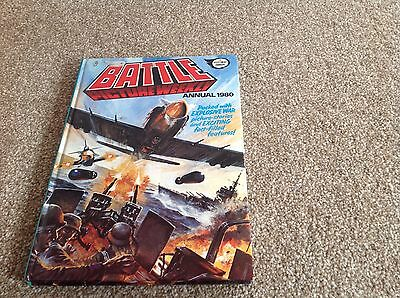Battle Picture Weekly 1980 Annual