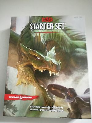Dungeons and Dragons RPG Starter Set 5th edition D&D