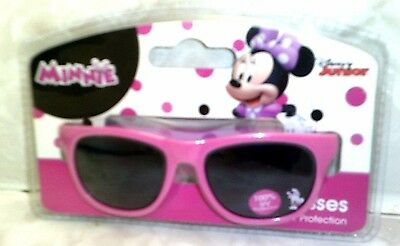 Disney Minnie Mouse Cute Pink Girls Sunglasses  100% UV Protection Kids  New