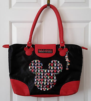 Mickey Mouse, Around The World, Tote Bag