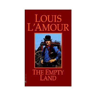 The Empty Land by Louis L'Amour (Paperback, 1999)