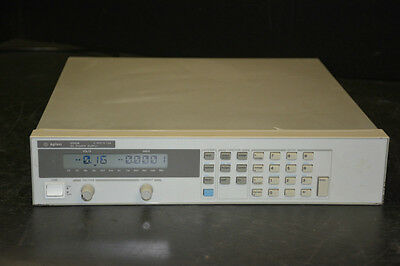HP Agilent Keysight 6545A DC Power Supply (0-120V/0-1.5A)