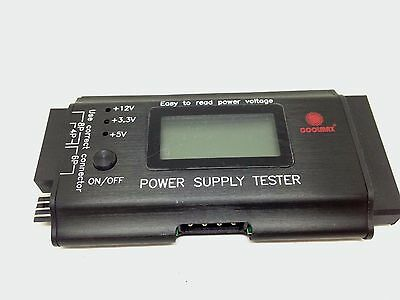 Coolmax Power Supply Tester USED TESTED WORKING