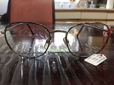 Vintage Giorgio Armani Frames Glasses 100% Authentic