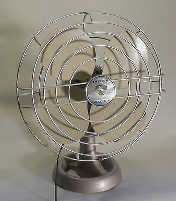 Vintage Emerson Northwind Table Fan