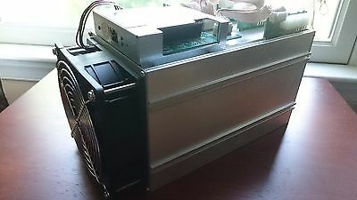 Antminer S7 4.73 TH/s Bitcoin Miner SHA-256 Used Excellent condition