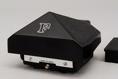 [Near Mint]Nikon F Black Eye Lebel Prism Finder From Japan #37