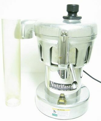 Nutrifaster N450 Commercial Juice Extractor Juicer+Accys Houston Texas