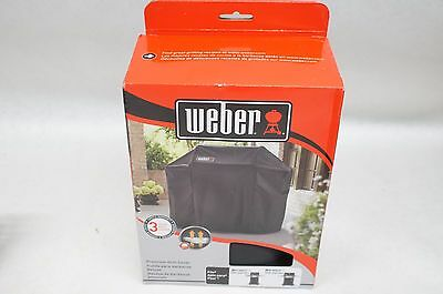 NEW Weber 227106 Premium Grill Cover for Genesis 200 Series Gas Grills