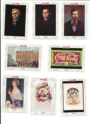 1993 The Coca-Cola Collection Series One 100 Card Set 1-100