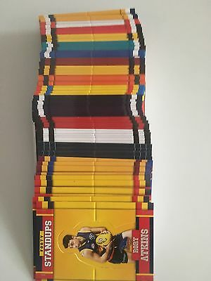 2017 Afl Select Footy Stars Standups Full Set Of 108 Cards