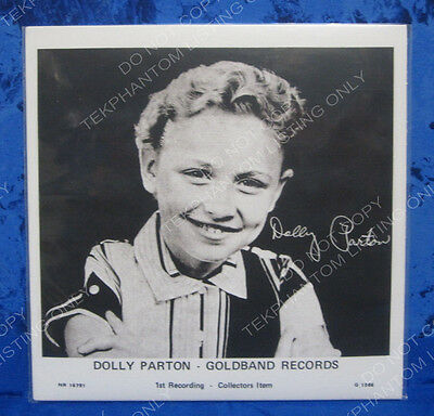 "Dolly Parton 7"" RSD 2017 Vinyl 1st Recordings Limited Goldband Records Digital"