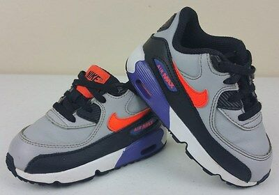 Nike Air Max 90 Mesh Low Infant Toddler Kids Shoes - 833416-002 - Size: US 7C