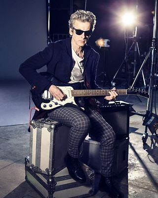 Peter Capaldi 10x8 Photo - Doctor Who (2)