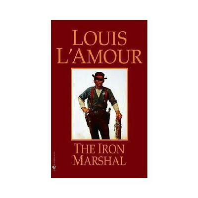 The Iron Marshal by Louis L'Amour (Paperback, 1999)