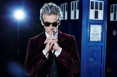 Peter Capaldi 10x8 Photo - Doctor Who (5)