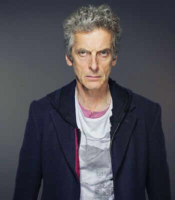 Peter Capaldi 10x8 Photo - Doctor Who (7)