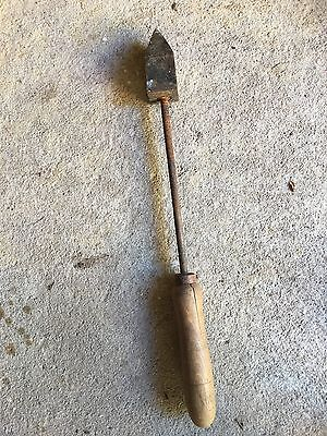 Vintage Antique Soldering Iron Collectable