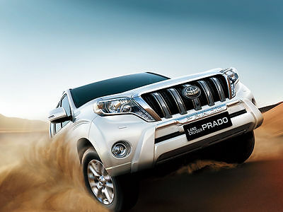 Gsic Toyota Land Cruiser Prado Trj/kdj150 155 Grj150 2011-2015 Workshop Manual
