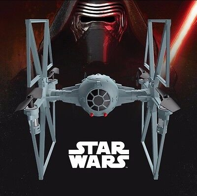 2.4GHz Star Wars Tie Fighter (Quad Copter) With Remote Control (New)
