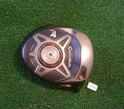 Taylormade R1 black driver head only / 8-12 degree / serial number