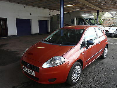 2006 (55) Fiat Punto Active M Jet 1.3 Diesel Low Tax And Insurance £975