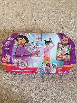 Dora The Explorer Musical Adventure, Age 3-5