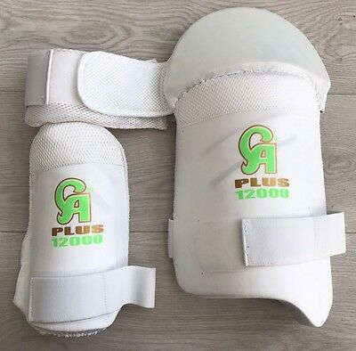 CA Plus 12000 Cricket Inner & Outer Protective Thigh Pad Mens Right Hand