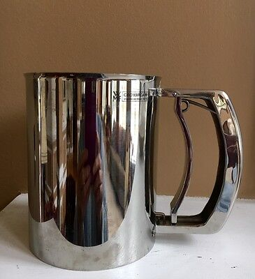 WMF Cromargan Stainless Steel Hand Flour Sifter