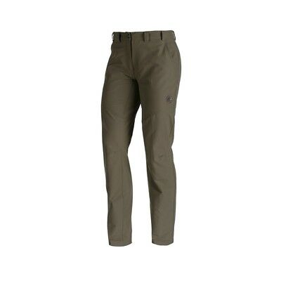 Mammut Hiking Pants Women, bistre