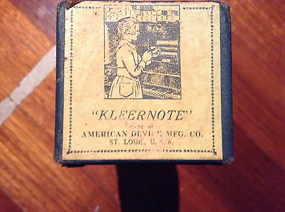 PIANOLA ROLL - Kleernote - American Devine Mfg Co