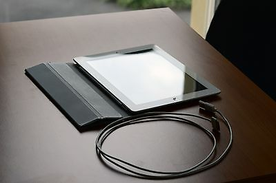 iPad 3 16g wifi Good Condition with Official magnetic protective cover