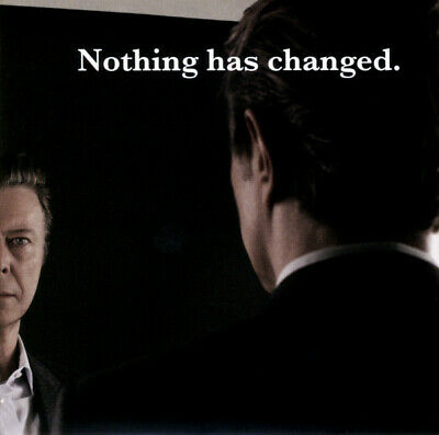 David Bowie - Nothing Has Changed (Very Best of) (2015)  CD  NEW  SPEEDYPOST
