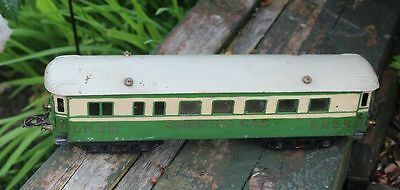 Hornby Series O Gauge Saloon Pullman Coach Pre War Nut And Bolt Restoration