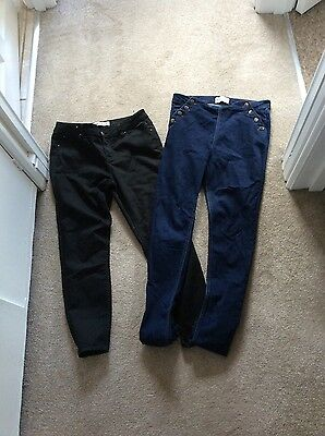 Job Lot of Ladies Skinny Jeans New Look Size 12 and size 14
