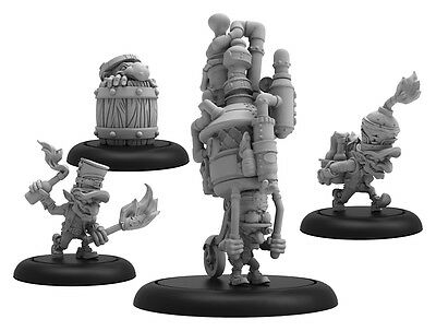 Hordes Grymkin Mad Caps Weapon Crew PIP76017 - Free Overseas Shipping!