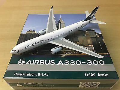 1:400 diecast Cathay Pacific Phoenix Airbus A330-300 B-LAJ SOLD OUT