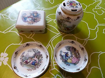 Lord Nelson Pottery x 4 Items
