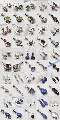 Wholesale Lot! Sterling Silver Jewelry! 25 Lovely Sets!