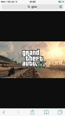 GTA V Redeem Code 2.5 Million In Game Currency. Xbox 1