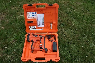 Paslode IM65 F16 Lithium Impulse Straight Nail Gun Nailer Second Fix
