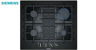 SIEMENS EP6A6PB90 60cm Bulit-in Gas Kitchen Hob Black Glass Brand NEW!!