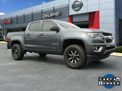 2016 Chevrolet Colorado 2016 Chevrolet Colorado 2016 Chevrolet Colorado