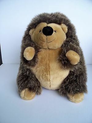 "Hedgehog Plush Stuffed Animal Toys 'R Us 2010 Geoffrey 11"" Long"