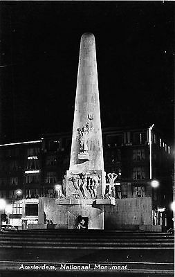 BG30202 amsterdam nationaal monument netherlands  CPSM 14x9cm